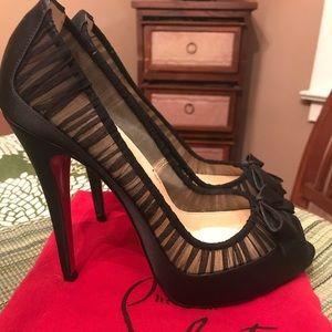 Christian louboutin Angelique heels